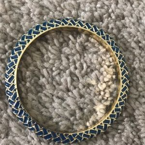 Blue lilly Pulitzer bangle